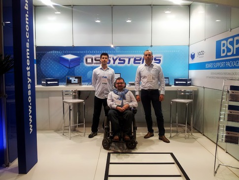 O.S. Systems team align-middle